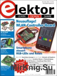 Elektor Electronics №11 2016 (Germany)