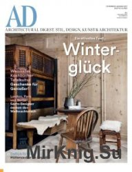 AD Architectural Digest Germany - Dezember 2016/Januar 2017