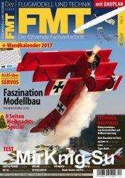 FMT Flugmodell und Technik - Dezember 2016