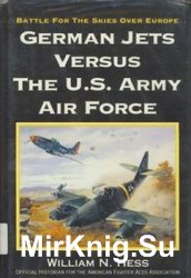 German Jets Versus the U.S. Army Air Force