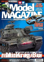 Tamiya Model Magazine International - Issue 254 (December 2016)