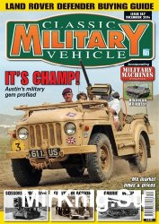 Classic Military Vehicle - Issue 187 (December 2016)