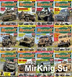 Classic Military Vehicle - 2016 Full Year Issues Collection