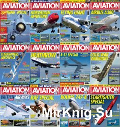 Aviation News - 2016 Full Year Issues Collection