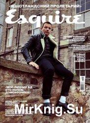 Esquire №10 2016 Россия