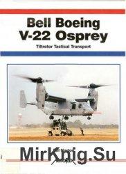 Bell/Boeing V-22 Osprey (Aerofax Series)