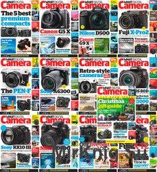 """Архив журнала """"What Digital Camera"""" за 2016 год + спецвыпуск"""
