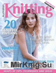 Australian Knitting Vol.8 №4 2016