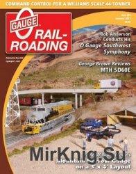 O Gauge Railroading 2017-01