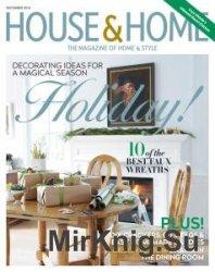 House & Home - December 2016