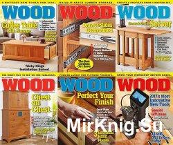 Wood №237-244. Архив 2016