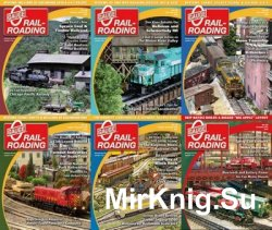 O Gauge Railroading - 2016 Full Year Issues Collection