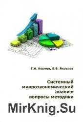 Системный микроэкономический анализ: вопросы методики