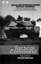 Tactical Command: A Platoon Company Level Game of Modern Armored Tactics and Strategy