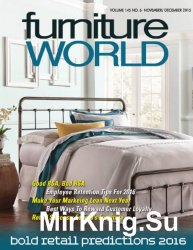 Furniture World №6 - November-December 2015