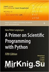 A Primer on Scientific Programming with Python (5th edition)