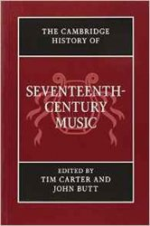 The Cambridge History of Seventeenth-Century Music