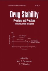 Drug Stability: Principles and Practices, 3rd Edition