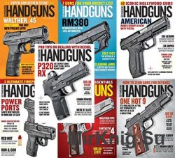 Handguns - 2016 Full Year Issues Collection