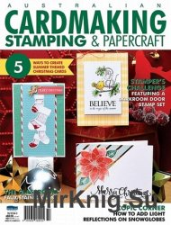 Cardmaking Stamping & Papercraft Vol.23 №3 2016