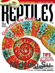 Reptiles September/October 2016