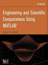 Engineering and Scientific Computations Using MATLAB