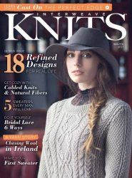 Interweave Knits — Winter 2017
