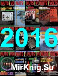 Nuts and Volts №1-12 2016