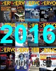 Servo Magazine №1-12 2016