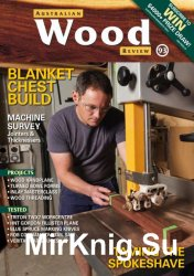 Australian Wood Review №93,  December 2016