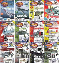 Scale Aviation Modeller International - 2016 Full Year Issues Collection