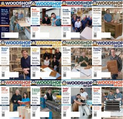 Woodshop news - 2016 Full Year Issues Collection