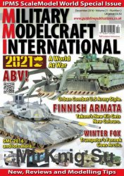 Military Modelcraft International December 2016