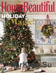 House Beautiful - December 2016/January 2017 (USA)