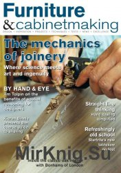 Furniture & Cabinetmaking - Winter 2016