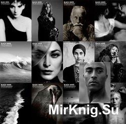 """Архив журнала """"Black + White Photography"""" за 2016 год"""