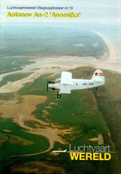 "Antonov An-2 ""Anoesjka"" (Luchtvaartwereld Vliegtuigdossier №10)"