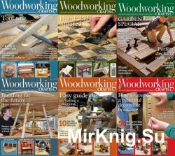 Woodworking Crafts - 2016 Full Year Issues Collection