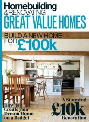 Homebuilding & Renovating — Great Value Homes 2016