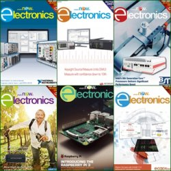 What's New in Electronics - 2016 Full Year Issues Collection