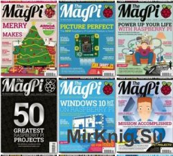 The MagPi - 2016 Full Year Collection