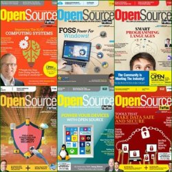 Open Source For You - 2016 Full Year Issues Collection