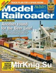 Model Railroader 2017-01