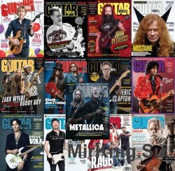 Guitar World - Full Year Collection (2016)