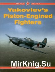 Yakovlev's Piston-Engined Fighters Book Review