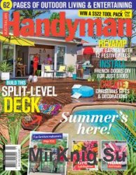 Australian Handyman - December 2016/January 2017