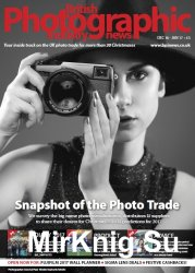 British Photographic Industry News December 2016 - January 2017