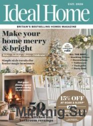 Ideal Home UK - Janaury 2017