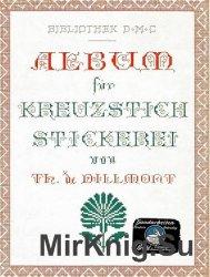 Album fur Kreuzstichstickerei II 1890