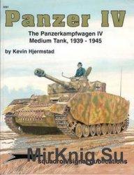 Panzer IV: The Panzerkampfwagen IV Medium Tank 1939-1945 (Squadron Signal 6 ...